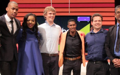 The Blockchain Academy's instructor, Carel de Jager is invited to talk on the Daily Thetha Live show on SABC1 TV