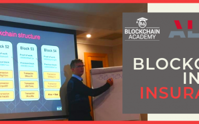 The Blockchain Academy Hosts Its First Blockchain Innovation in Insurance Course